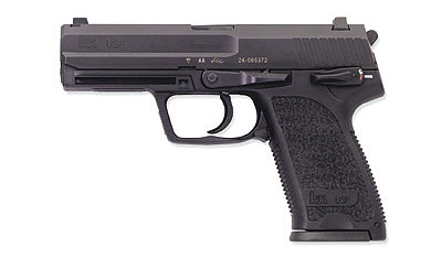 HK (Heckler and Koch) USP .40 S&W caliber